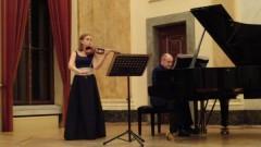Z pianistą Słamowirem Cierpikiem (2013)